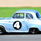 Austin A35 by Willie Jackson