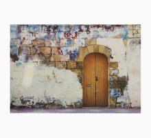 Orange Door of Gozo Kids Tee