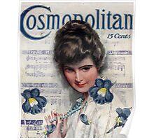 Cosmopolitan Lady I Poster