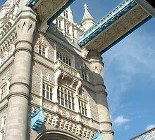 Tower Bridge, London by kimhaz