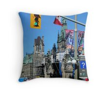 Newford's Double Throw Pillow