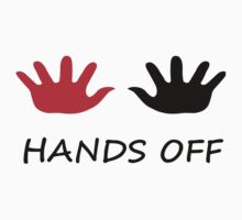 Hands Off by Stephen Willmer
