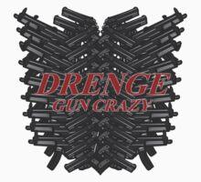 Drenge Gun Crazy One Piece - Short Sleeve