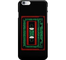 Vintage Tech iPhone Case/Skin