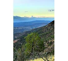 On a Gila Ridge Photographic Print