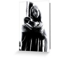Divine Light Greeting Card