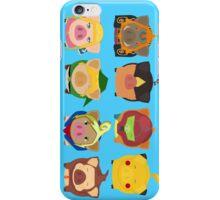Ninted Piggies iPhone Case/Skin