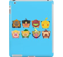 Ninted Piggies iPad Case/Skin