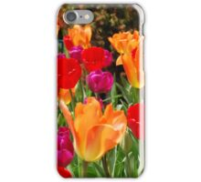 Tulips If you like, please purchase, try a cell phone cover thanks iPhone Case/Skin