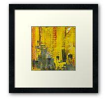 New York Series 2015 021 Framed Print