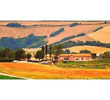 Dreaming San Marcello Photographic Print