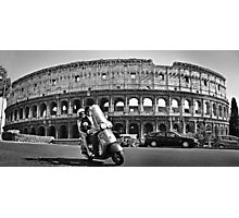 Roma Holiday Photographic Print