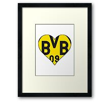 BVB Love Framed Print