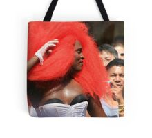 Lady in Red....Almost =) Tote Bag