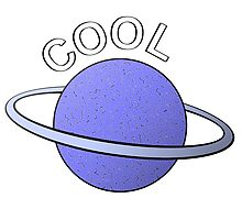 Cool Planet Graphic by ZannahP