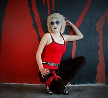 Harley Quinn - Come & Get Me by David Samuelson