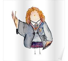 Hermine!mine!mine!y- Nerdy Birdy- Harry Potter Poster