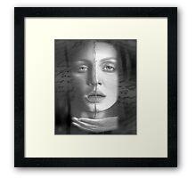 """""""La Belle Dame sans Merci"""" Framed Print"""