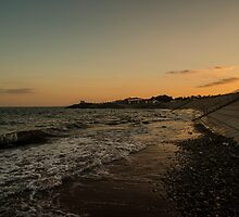 Dawlish Warren Twylight  by Rob Hawkins