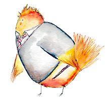 Wren Weasely- Harry Potter Nerdy Bird by NerdgasmsByKat