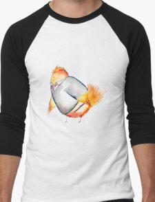 Wren Weasely- Harry Potter Nerdy Bird Men's Baseball ¾ T-Shirt