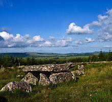 Dartmoor Cist by moor2sea