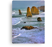 The Twelve Apostles, Victoria, Australia Canvas Print