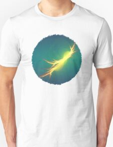 Fractal Phoenix Rising T-Shirt