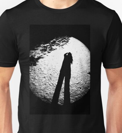 Quest for a new Frontier Unisex T-Shirt