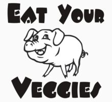 Eat Your Veggies Kids Clothes