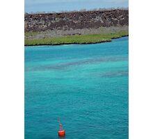 Galapagos Water Photographic Print