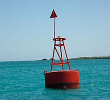 Red Buoy by Ccarter13