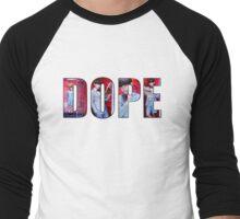 BTS | Taehyung/V Dope Men's Baseball ¾ T-Shirt