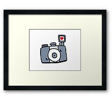 When Life Gets Blurry...Adjust Your Focus Framed Print