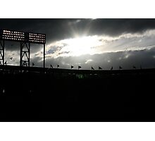 AT&T Park, Giants Photographic Print