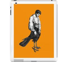 Bird Feet (You Can Fly) iPad Case/Skin