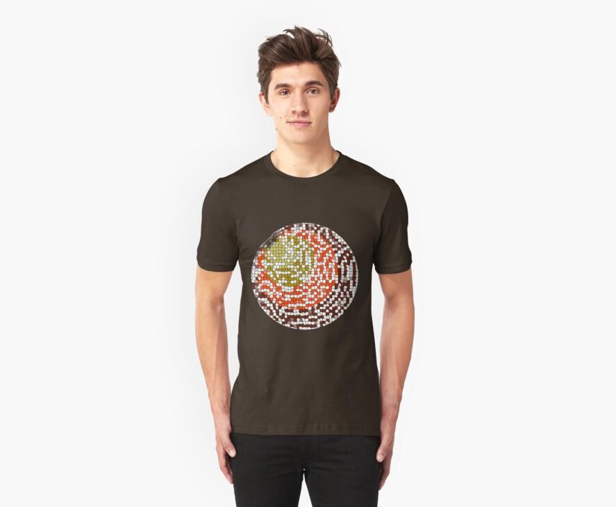 Circular Abstract Mosaic by sb04