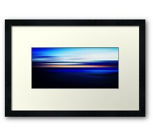 Minimum Impact II Framed Print