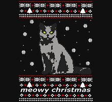 cat ugly christmas sweater Long Sleeve T-Shirt