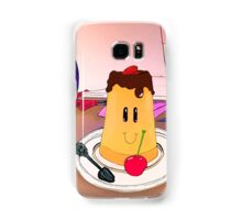 Cartoon still life Samsung Galaxy Case/Skin