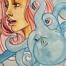 sarah and the octopus by Xtianna