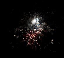 Canada Day Fireworks by Areej Obeid