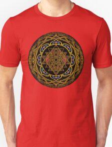 Ultimate Wealth Mandala Unisex T-Shirt