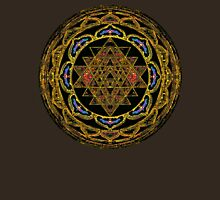 Ultimate Wealth Mandala Unisex T-Shirt