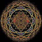 Ultimate Wealth Mandala by svahha