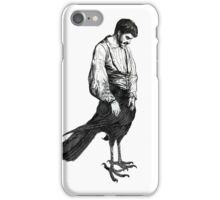 Bird Feet (You Can Fly) v. 2 iPhone Case/Skin