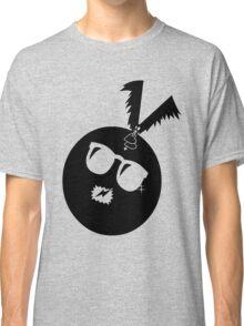 unique funny bat's hijacking graphic art Classic T-Shirt