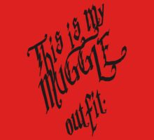 Muggle Outfit by Bluesly