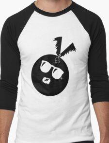 unique funny bat's hijacking graphic art Men's Baseball ¾ T-Shirt
