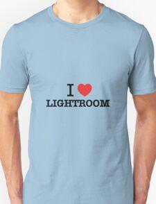 I Love LIGHTROOM T-Shirt